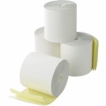 76mm X 65mm X 12mm 2PLY NCR (100 Rolls/Box)