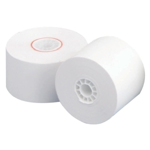 Cash Register Paper Roll  76mm X 65mm X 12mm (100 Rolls/Box)