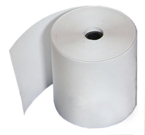 Thermal Paper Roll  57mm X 60mm X 12mm (100 Rolls/Box)